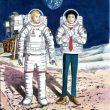 宇宙兄弟の最終回考察・予想!六太と日々人が月で再会してその後・・・